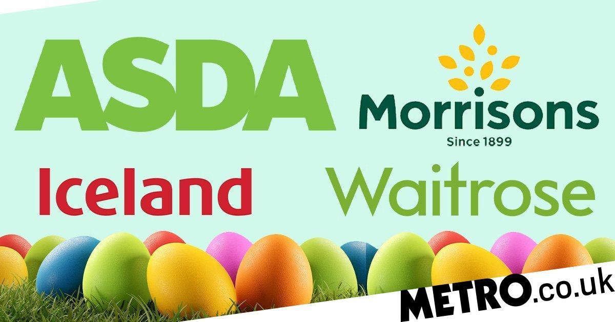 Easter Monday Opening Times For Morrisons, Waitrose, Asda And Iceland photo