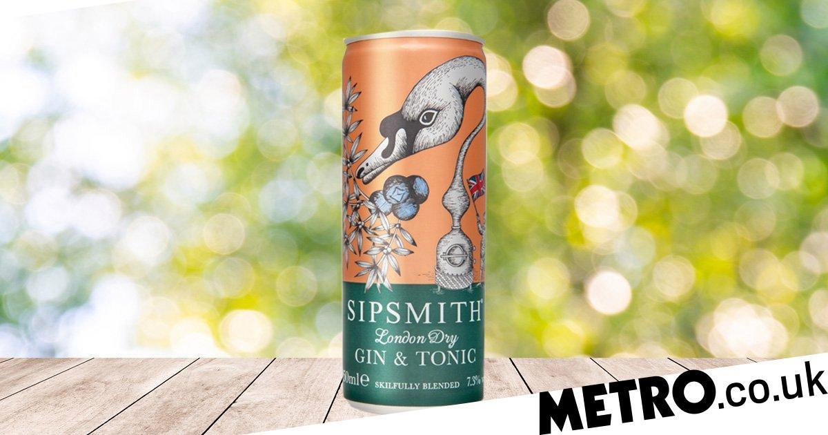 Sipsmith Launches Its First-ever G&t In A Can photo