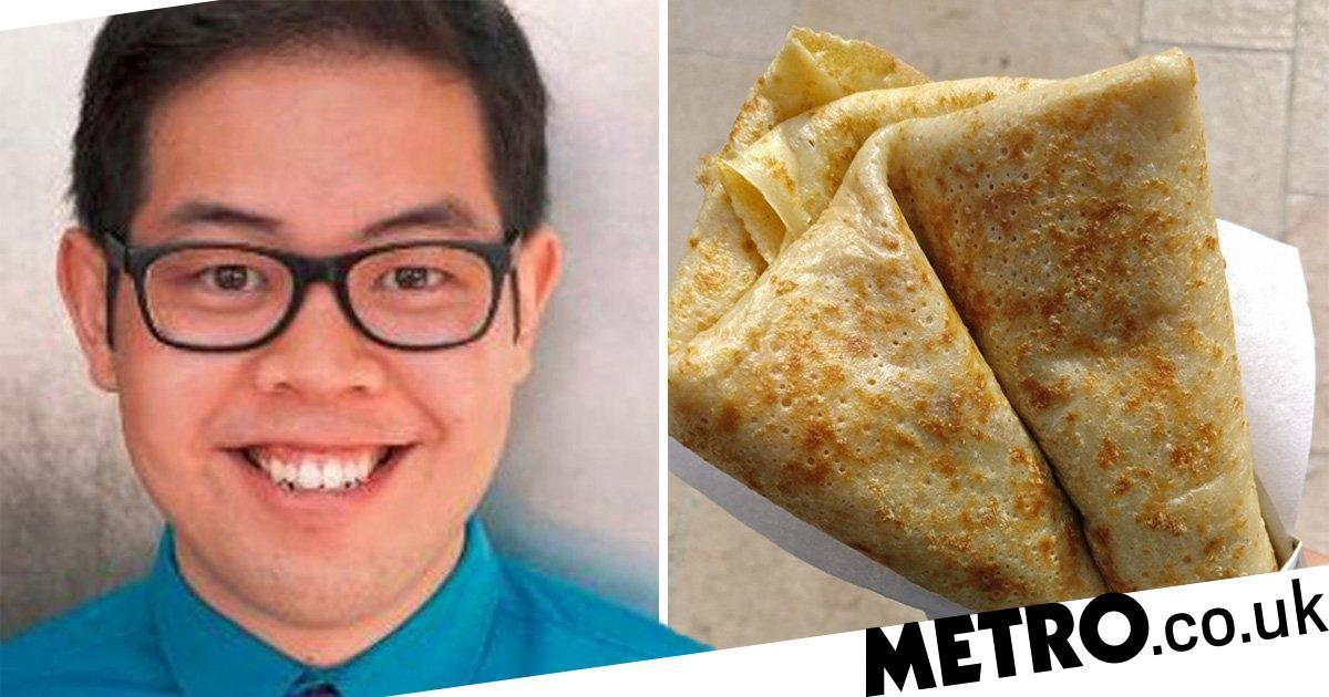 Comedian Calls A Crepe 'french Roti' And People Love It photo