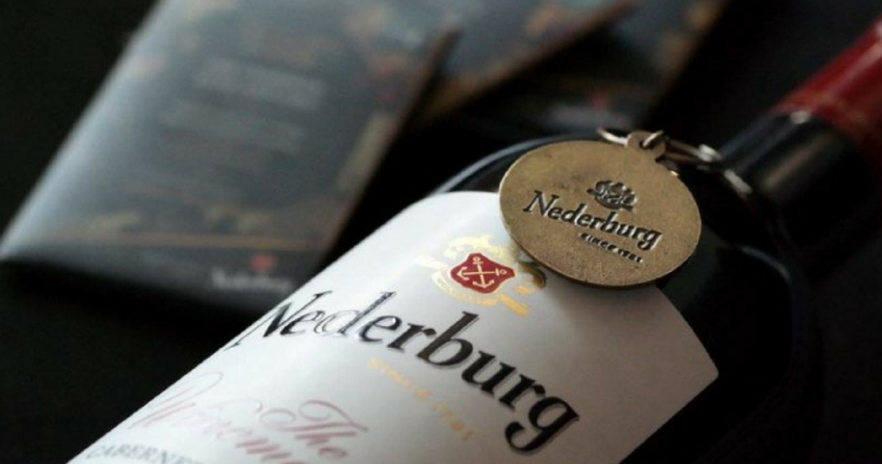 Nederburg Makes Top 50 List Of 'The World's Most Admired Wine Brands' photo