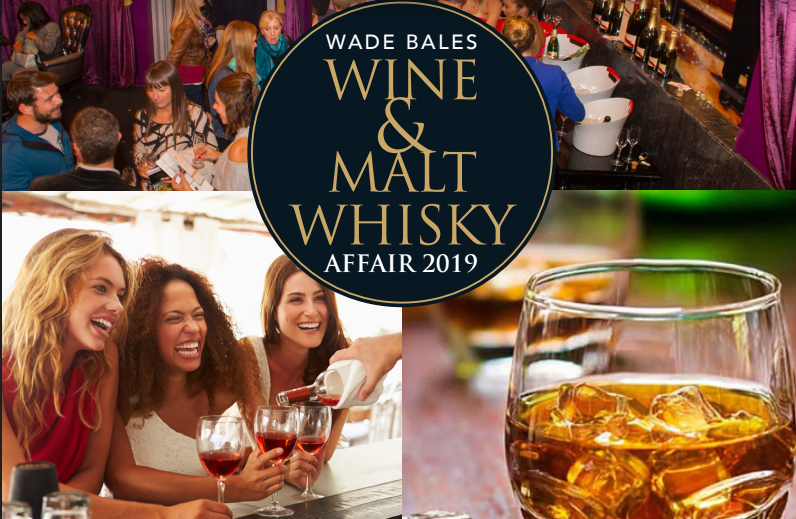 The Best Of The Best At Wade Bales Wine and Malt Whisky Affair 2019 photo