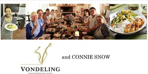 Indonesian Cooking Class at Vondeling Wines photo