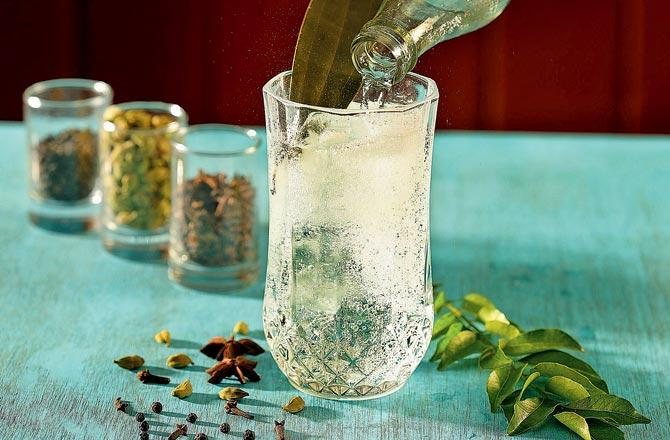 Mumbai Food: Celebrate World Gin Day With Different Spins Of Cocktails photo