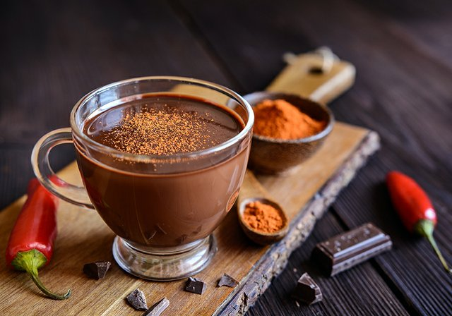 SpicyHotChocolate Drinks To Try In The Chilling Parts Of The World