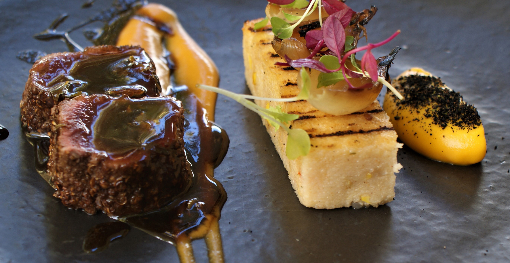 Winelands Dining: A Touch Of Provence, Cape Style photo