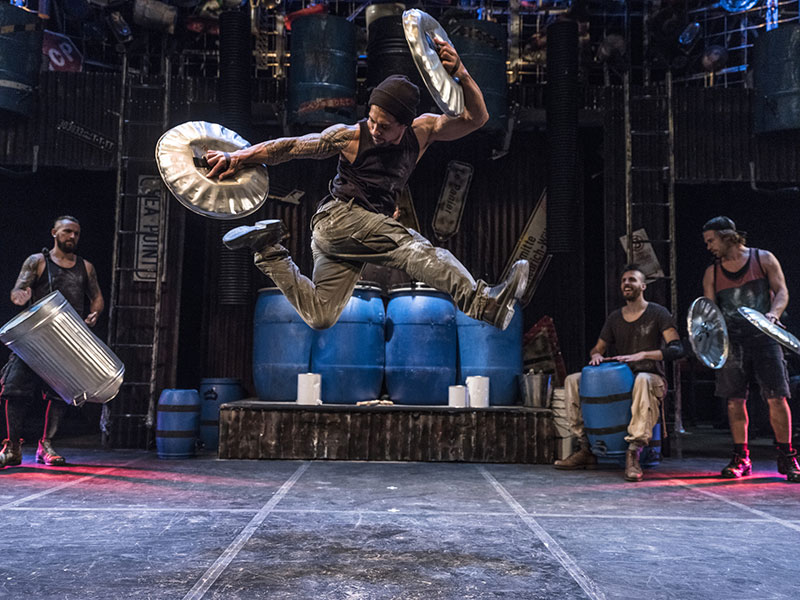 "International Smash Hit ""stomp"" To Bash And Crash Its Way Back To Sa photo"