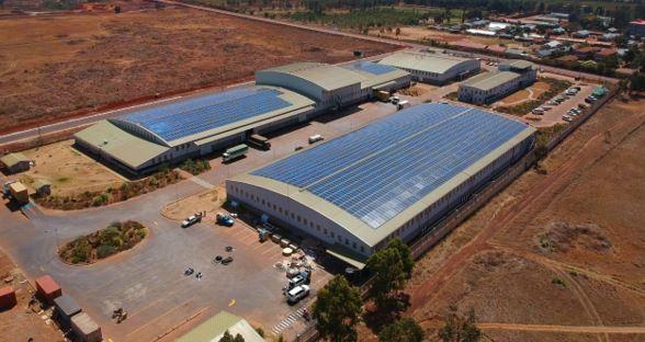 Tatu City Installs 1mw Solar Power Plant On Dormans Hq Roof Top photo