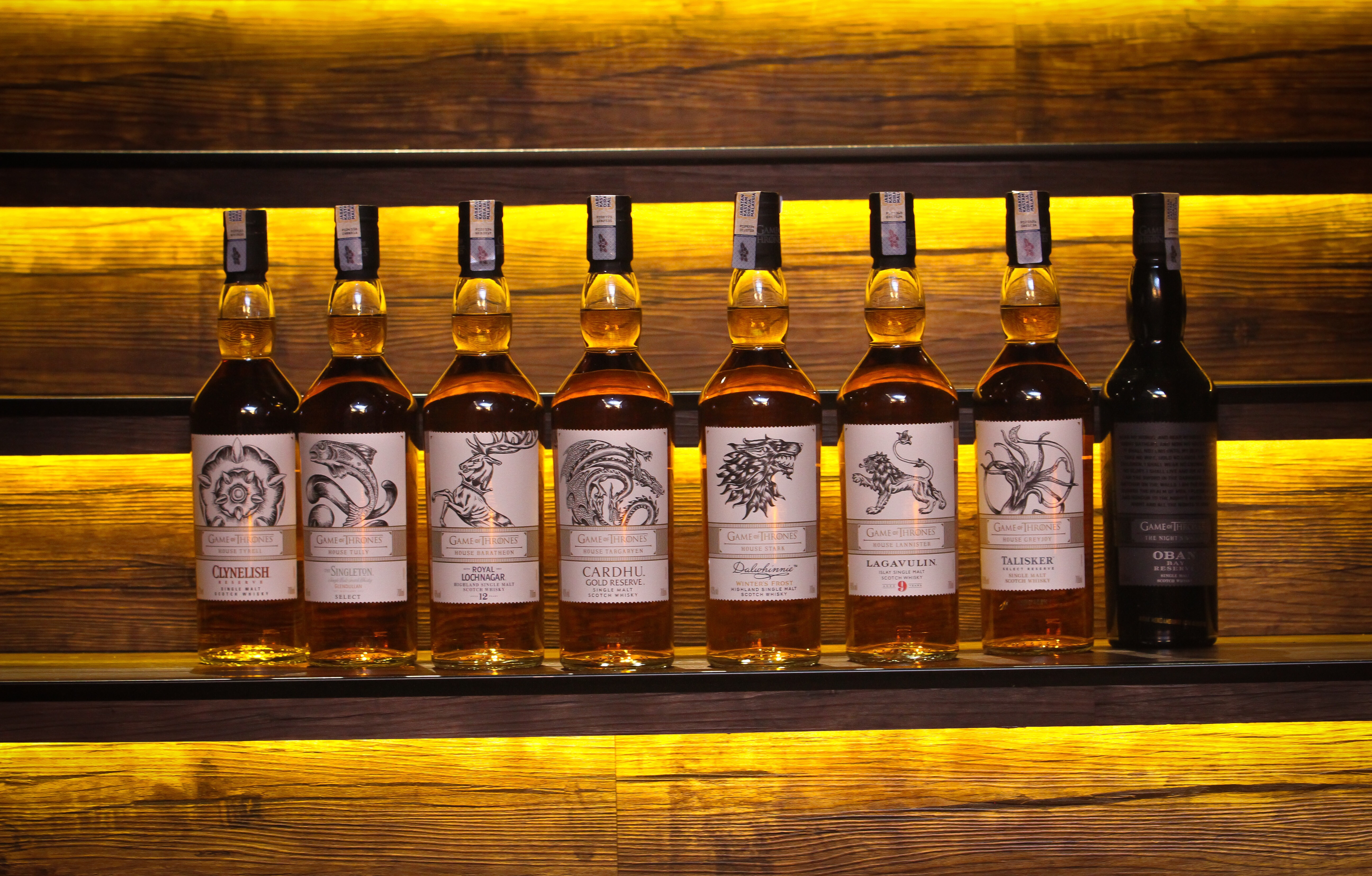 What Do The 'game Of Thrones' Whiskies Actually Taste Like? photo