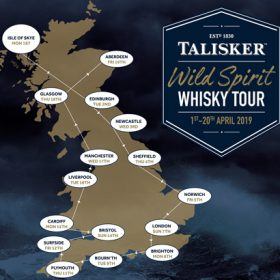 Talisker Replaces Race To Skye With Wild Spirit Competition photo
