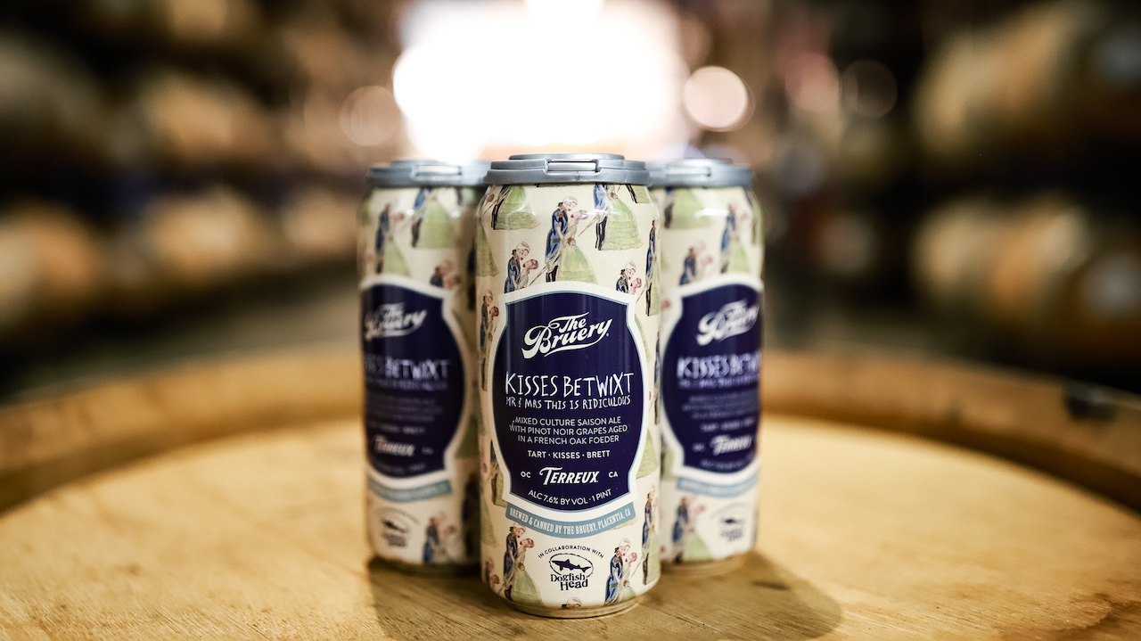 The Bruery Unveils A Trio Of Collabs With Dogfish Head photo