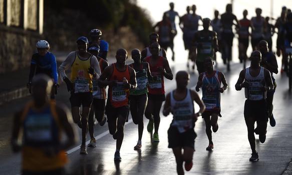 Male Runner, 35, Dies During Two Oceans Marathon photo