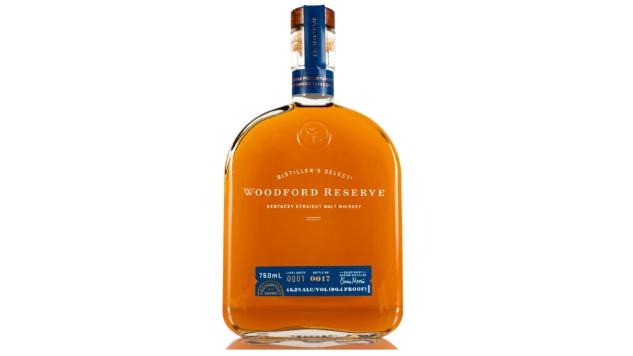 Woodford Reserve Straight Malt Whiskey photo