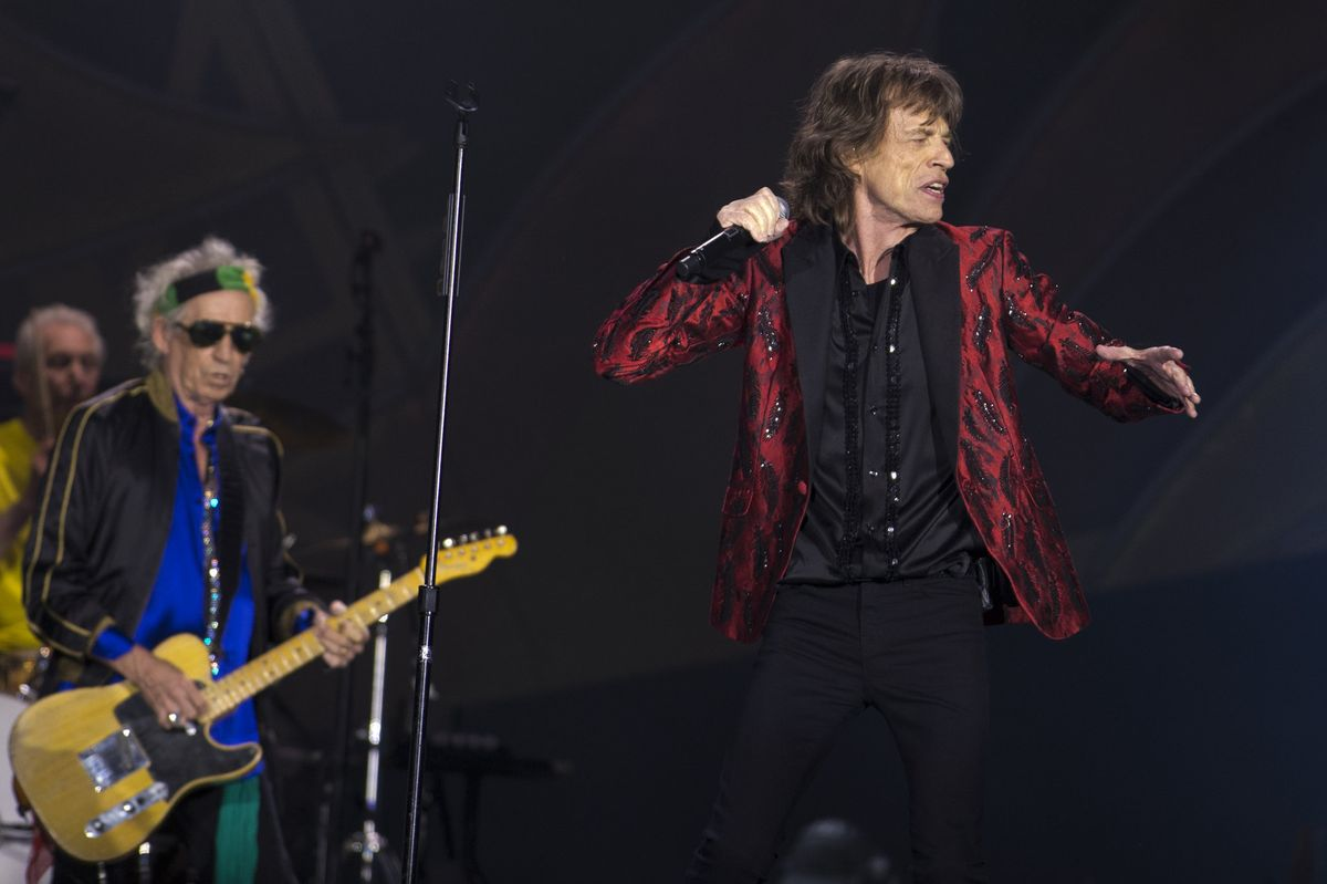 Mick Jagger To Undergo Heart Surgery: Report photo