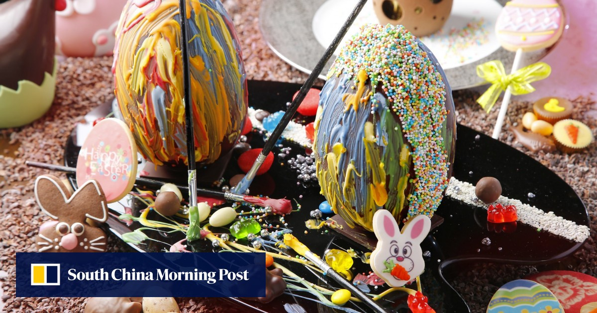 Seven Easter Treats In Hong Kong, From Egg Hunts To Cute Dim Sum photo