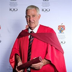 Ex-bok Honoured With Doctorate Degree photo