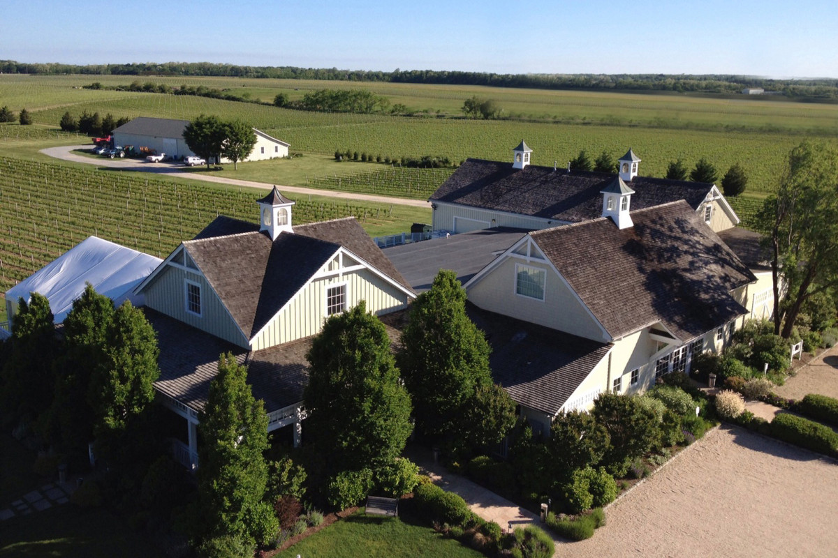 Glamorous Long Island Winery Hits The Market At $17.9m photo