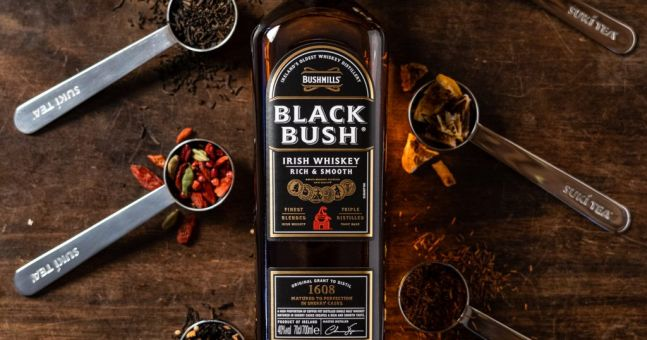 Bushmills Black Bush Is Holding A Whiskey And Tea Blending Event In Dublin And Galway photo