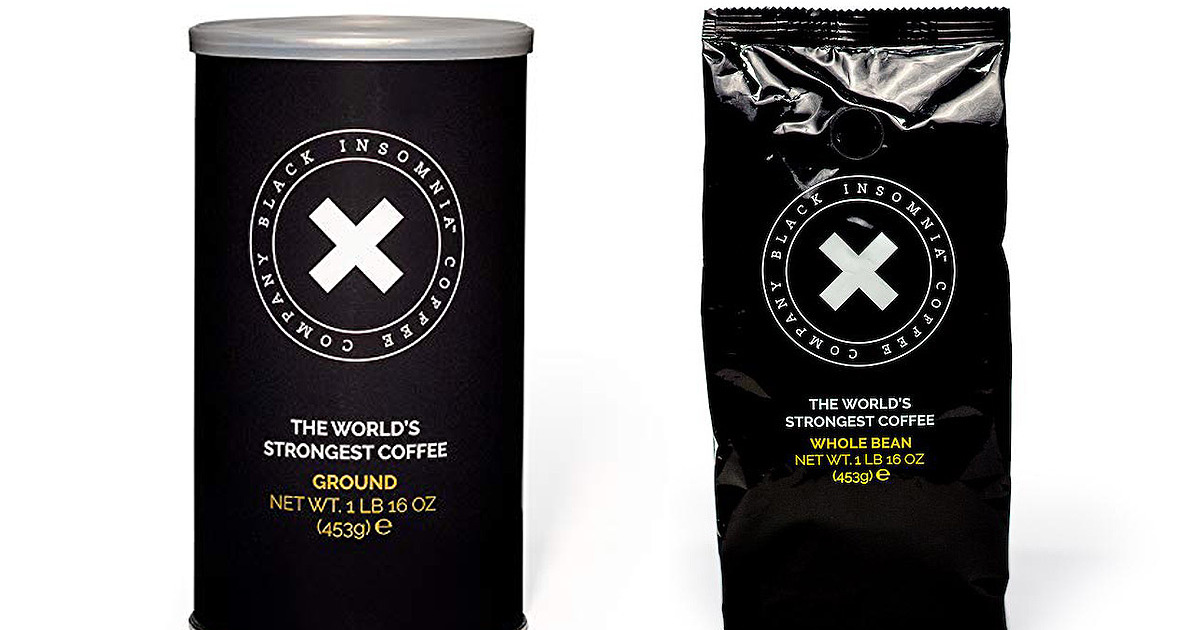 This $20 Coffee Claims It's The Strongest In The World ? And You Can Get It On Amazon photo