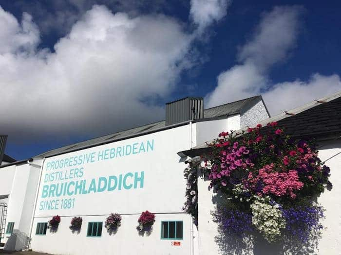 Islay's Bruichladdich Distillery To Add On Site Malting To Its Operations photo