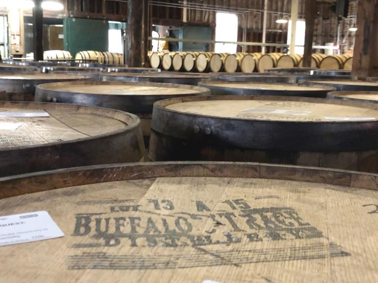 Straight Up: How The Kentucky Bourbon Industry Is Going High Tech photo