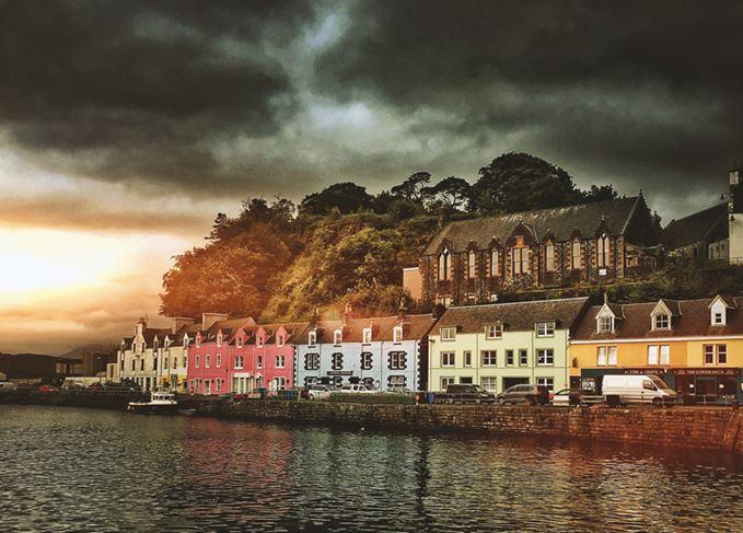 Hebridean Whisky Festival Launches photo