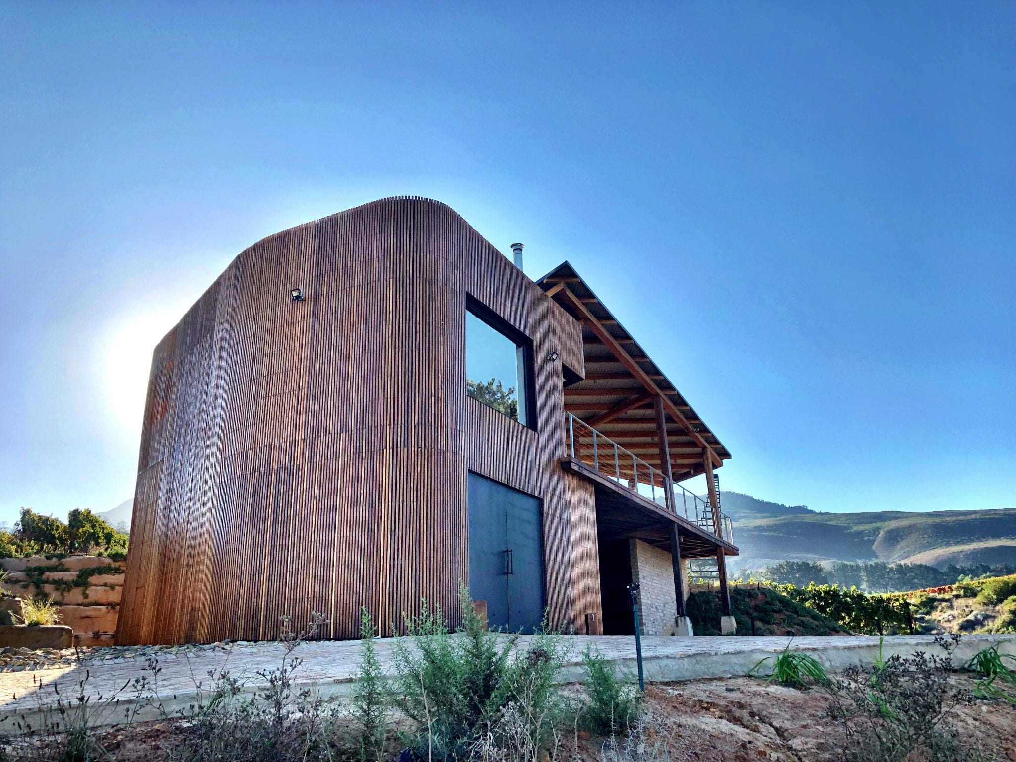 This Little House Nestled In The Vineyards At Creation Wines Will Make You Feel Like The Only Person In The World photo