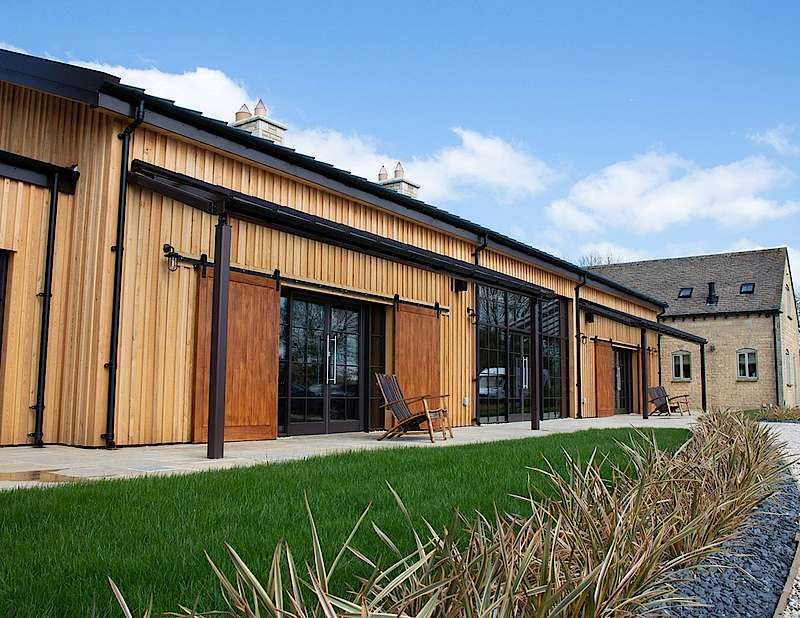 Cotswolds Distillery Opened New Visitor Center photo