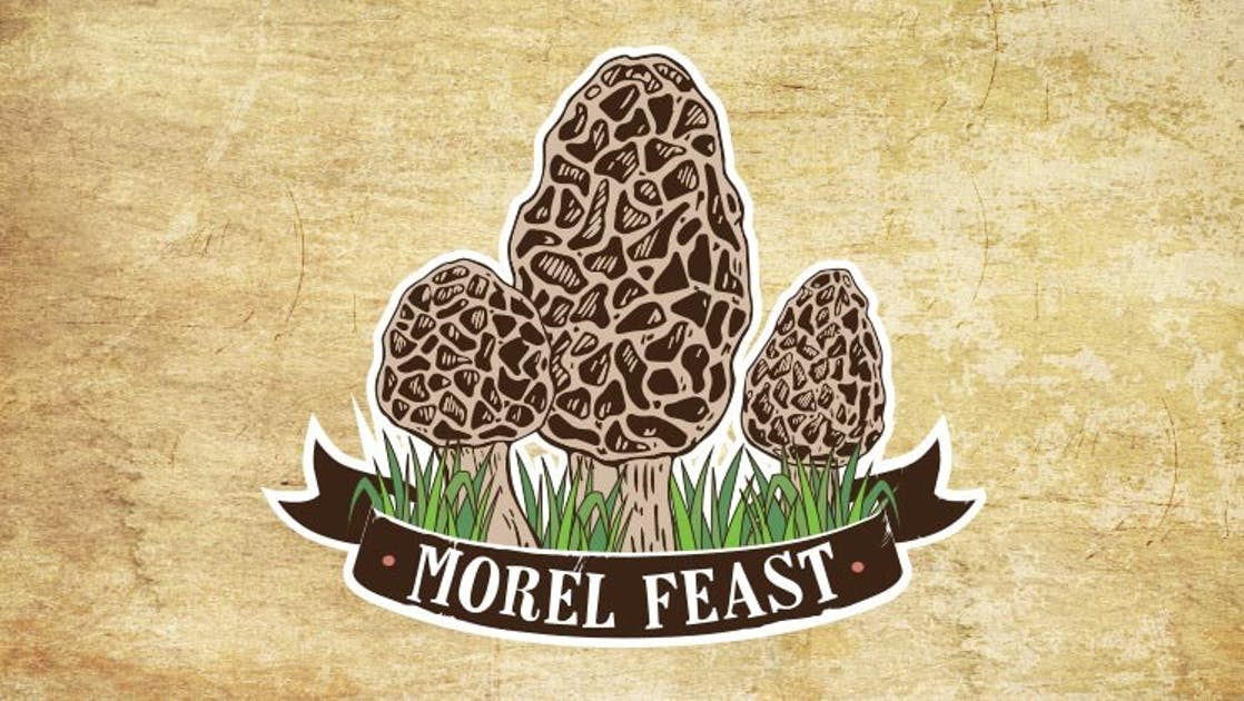 Enter To Win 2 Reservations To The 3rd Annual Morel Feast photo