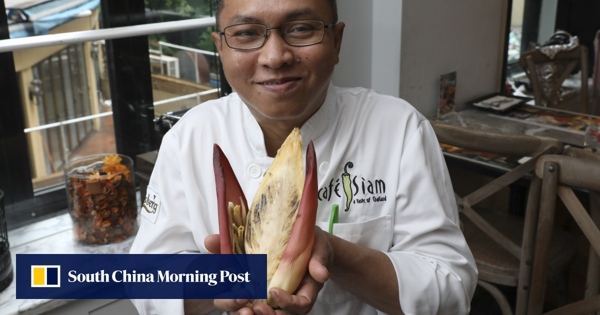 Banana Blossom Is The Latest Vegan Superfood ? Here?s How Hong Kong Chefs Are Using It On Their Menu photo