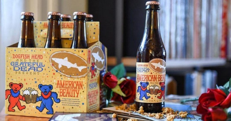 Beer Pick: Sip Dogfish Head American Beauty For Record Store Day photo