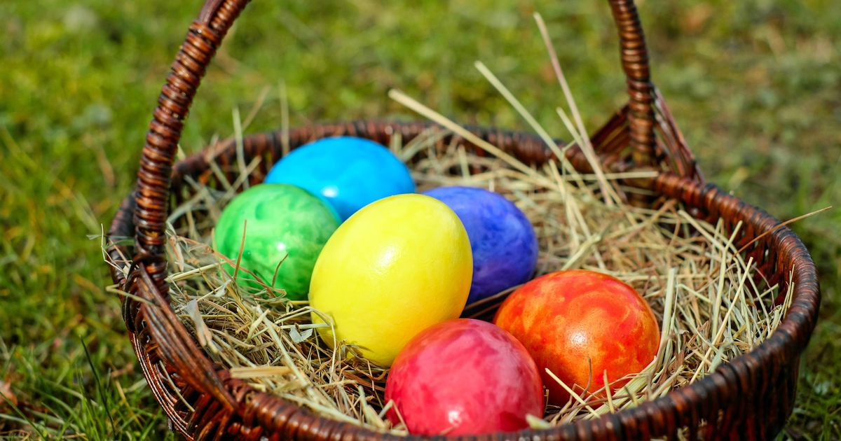 Chocolate-free Alternative Easter Gifts For Kids And Adults photo