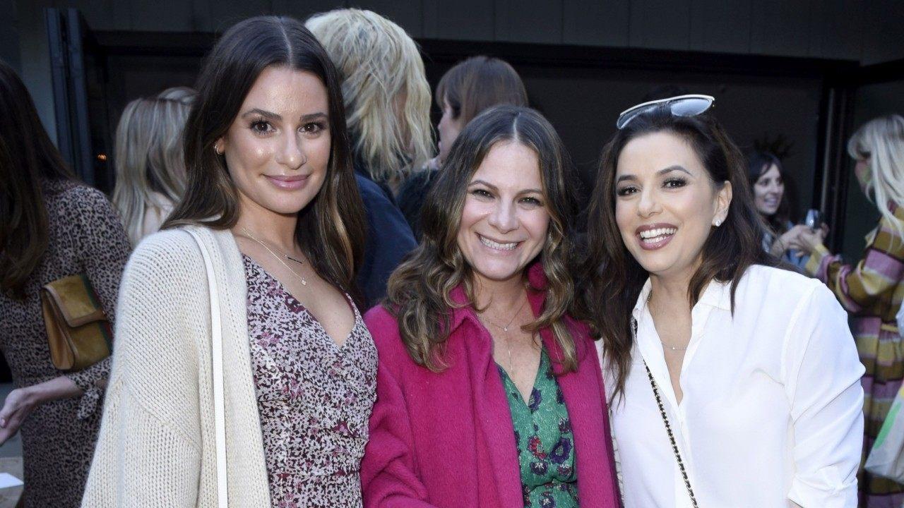 Star Sightings: Lea Michele, Eva Longoria, Ben Affleck & More! photo