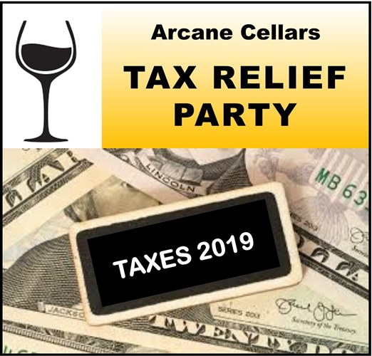 Tax Relief Party: Enjoy Comedy And Live Music! photo