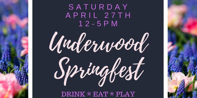 Underwood Wineries Springfest photo