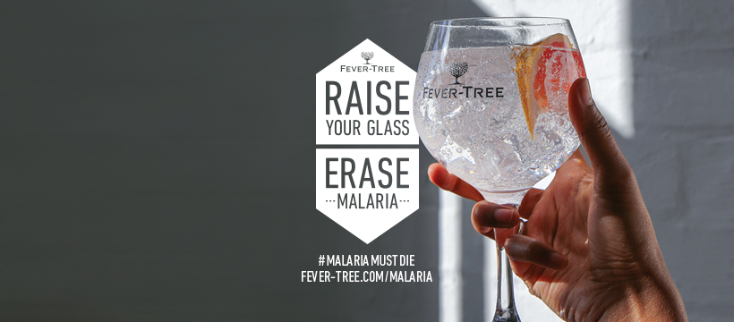 Fever-tree Steps Up The Fight To End Malaria photo