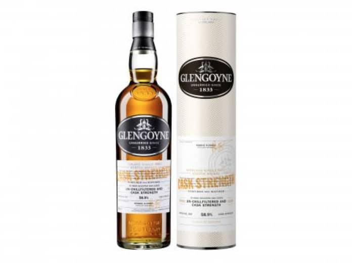Latest Glengoyne Cask Strength Batch Adds Bourbon Cask Aging photo