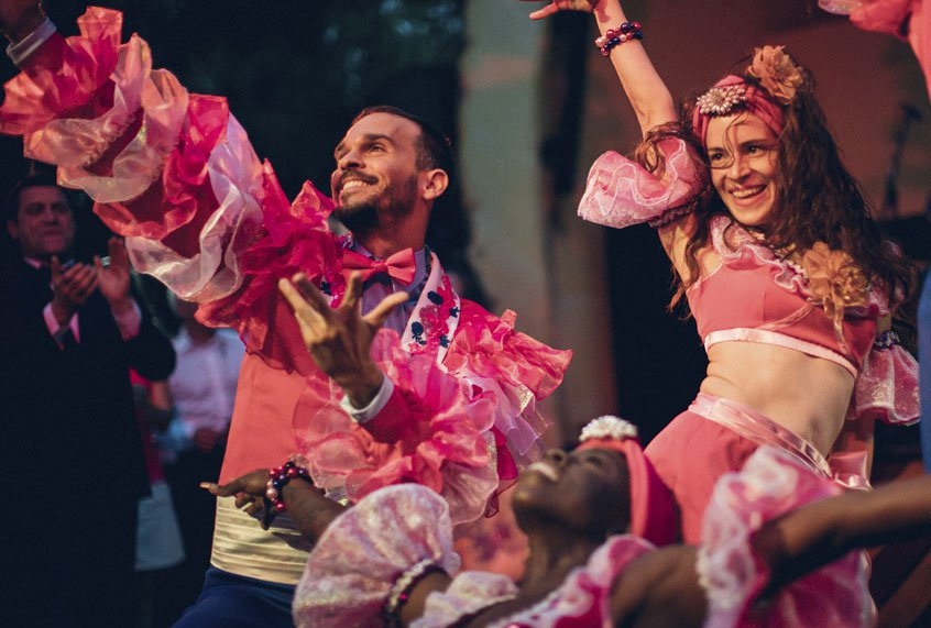 """For Havana Club Rum, The Play's The Thing: """"amparo,"""" A Cuban Tale Of Exile, Loss And Reclamation photo"""