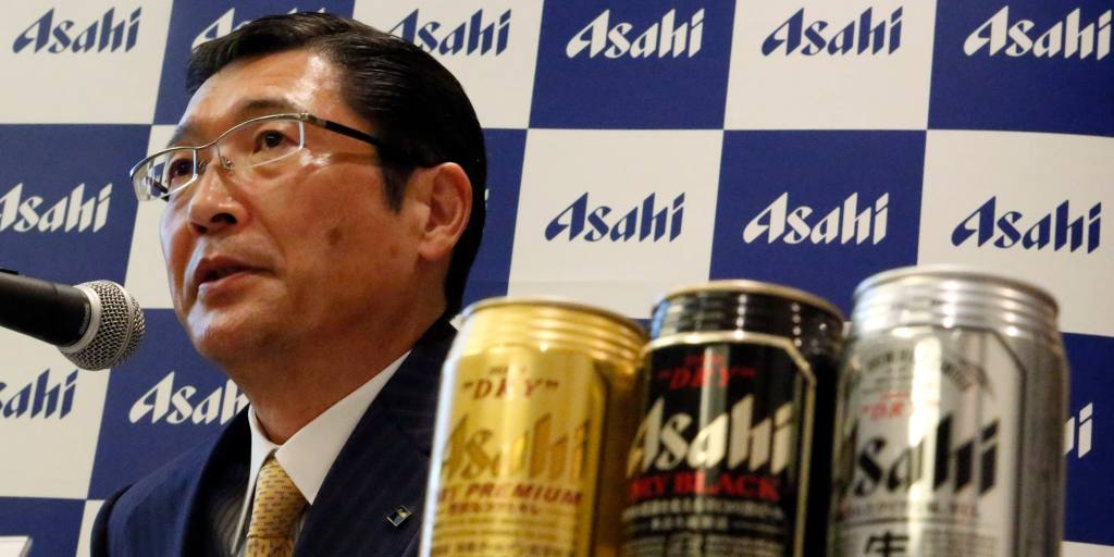 Brewer Asahi Sets Rules For Axing Underperforming Ceos photo