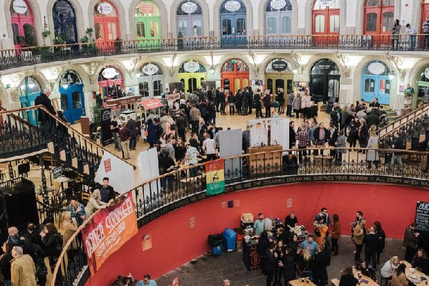Leeds Corn Exchange To Host First Ever Gin Fair photo