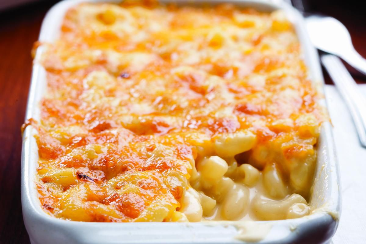 Give In To Your Cheese Craving With This Mac And Cheese photo