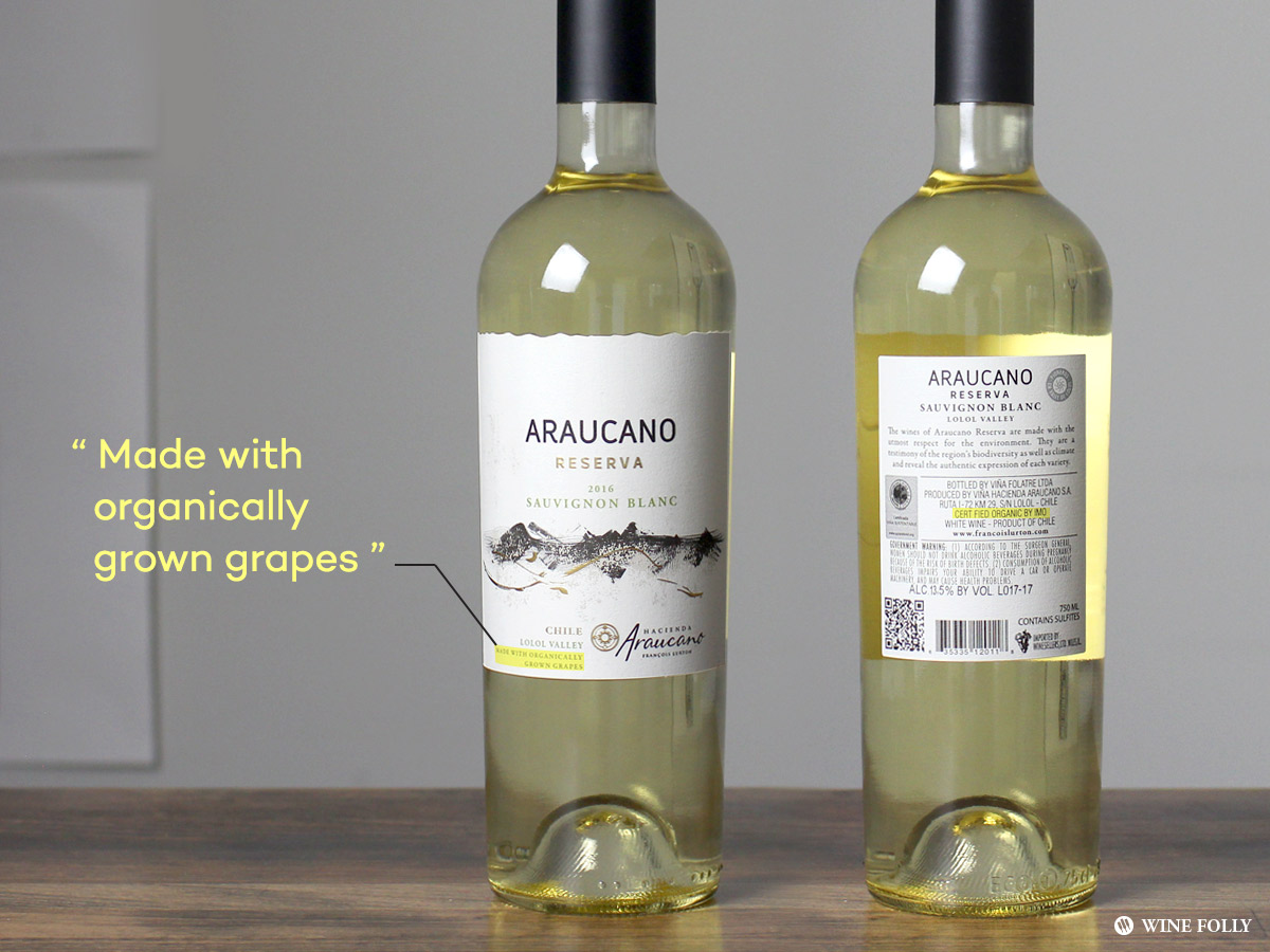 3 Great Reasons To Drink Wines Made With Organic Grapes photo