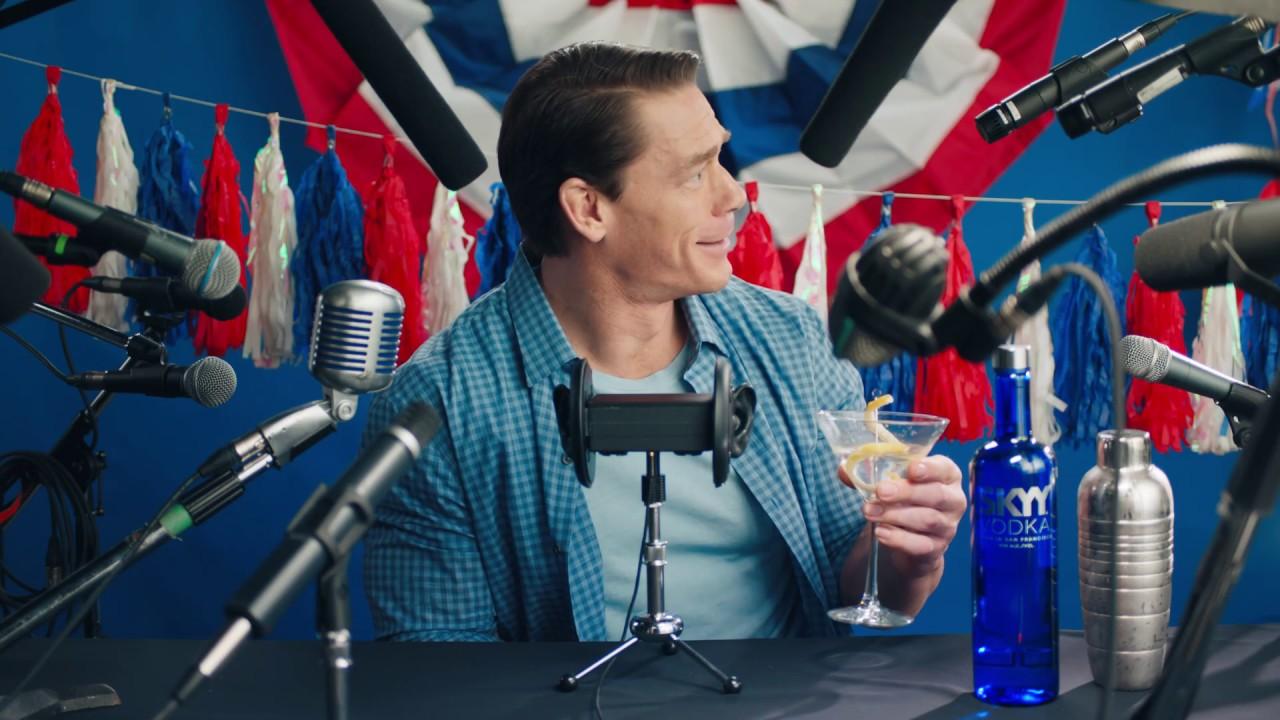 Why Wwe Interviewer Changed Instagram Handle, John Cena Asmr Skyy Vodka Promo (video), Drew Mcintyre photo