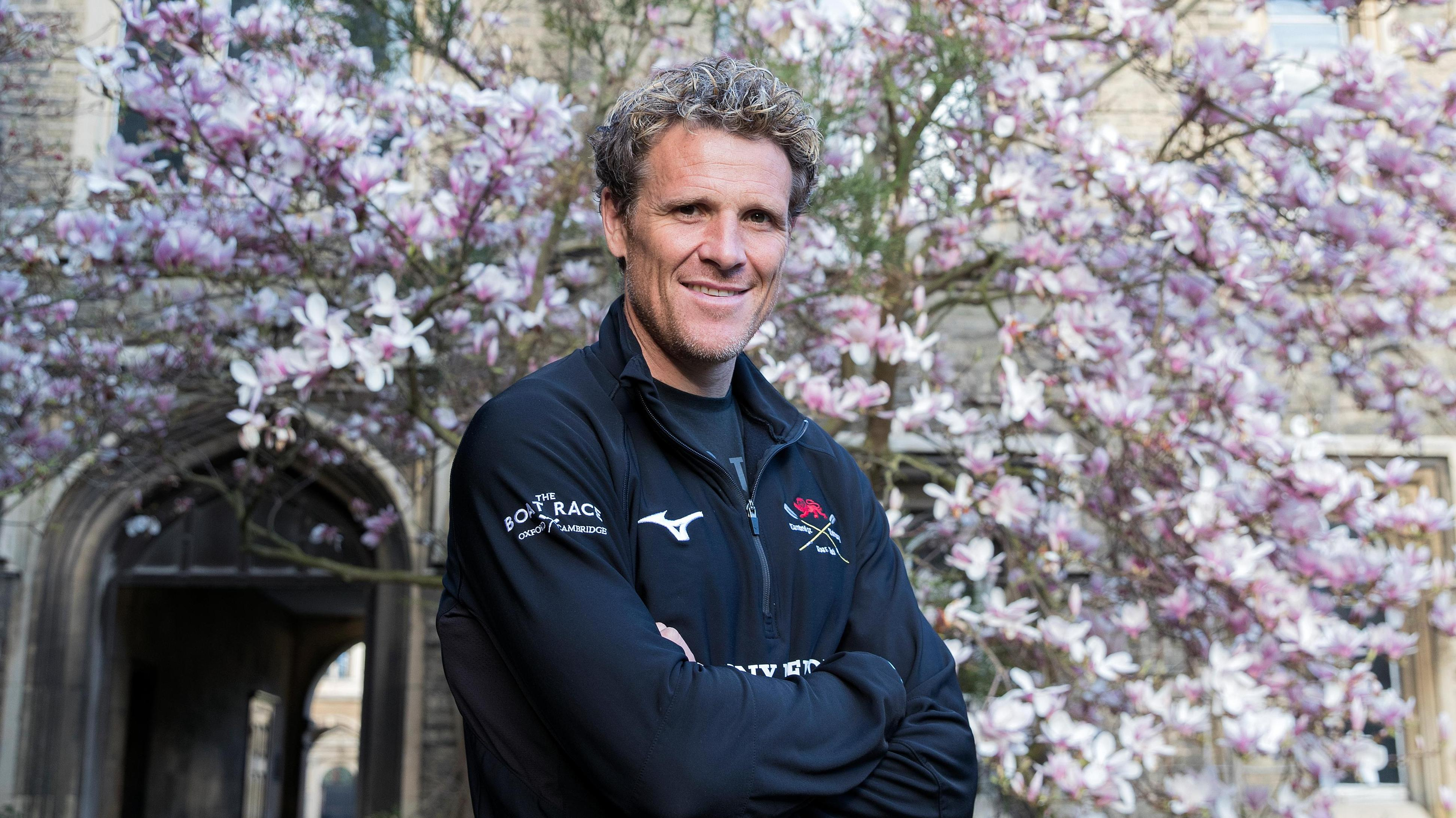 ?no Free Ride? For James Cracknell In Boat Race photo