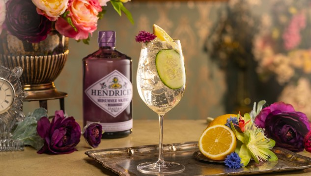 Hendrick's New Midsummer Solstice Gin Is The Floral Epitome Of Summertime photo