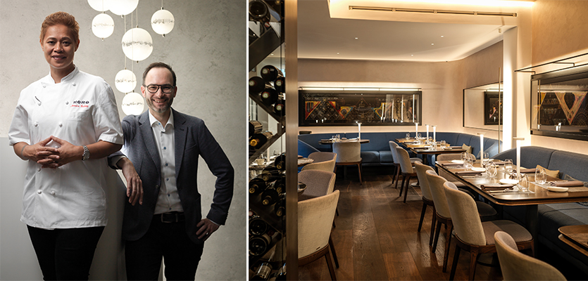 Monica & David Galetti: How To Run A Successful Restaurant photo