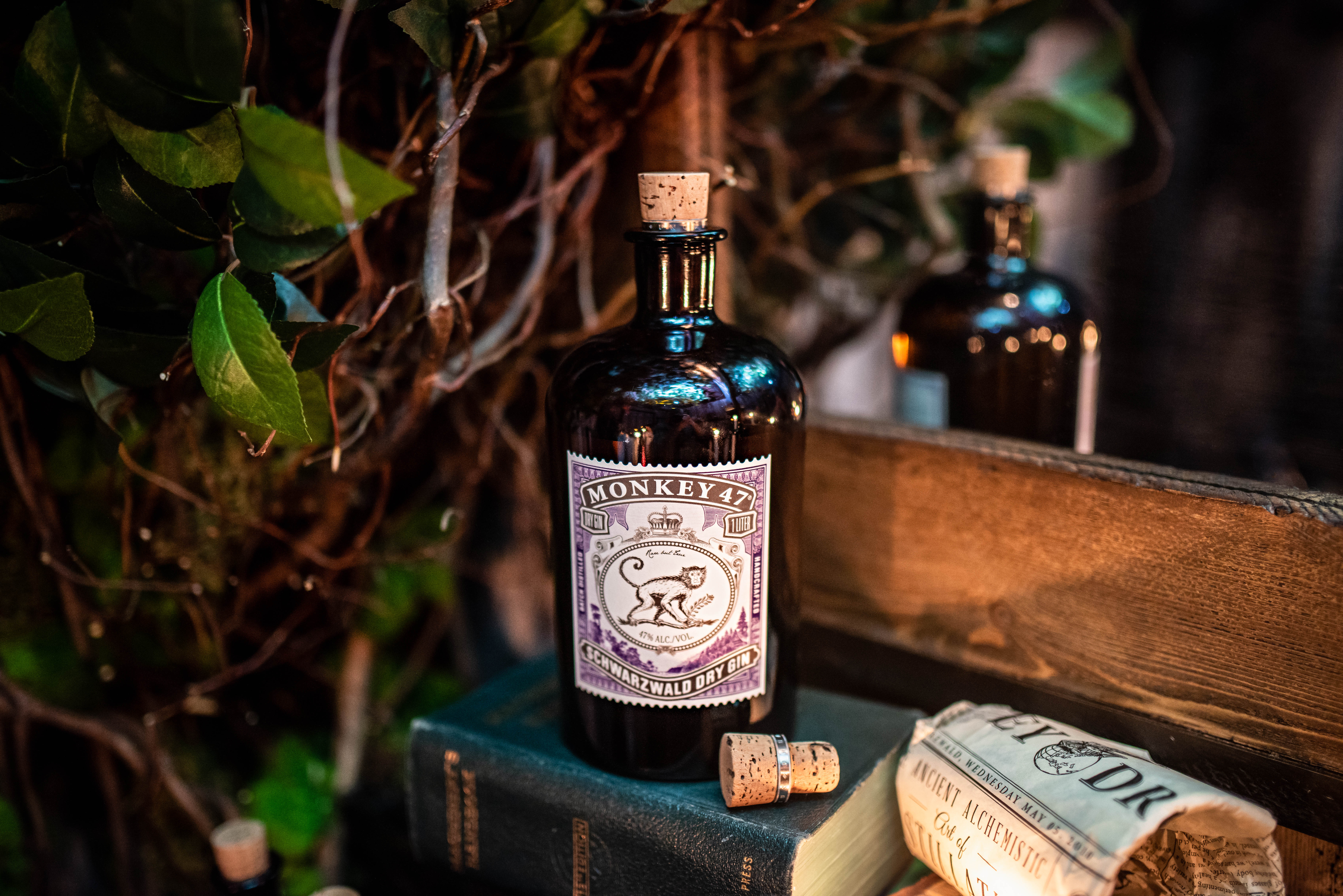 Monkey 47 Gin Announces A Not-to-be-missed Immersive Pop-up Experience photo