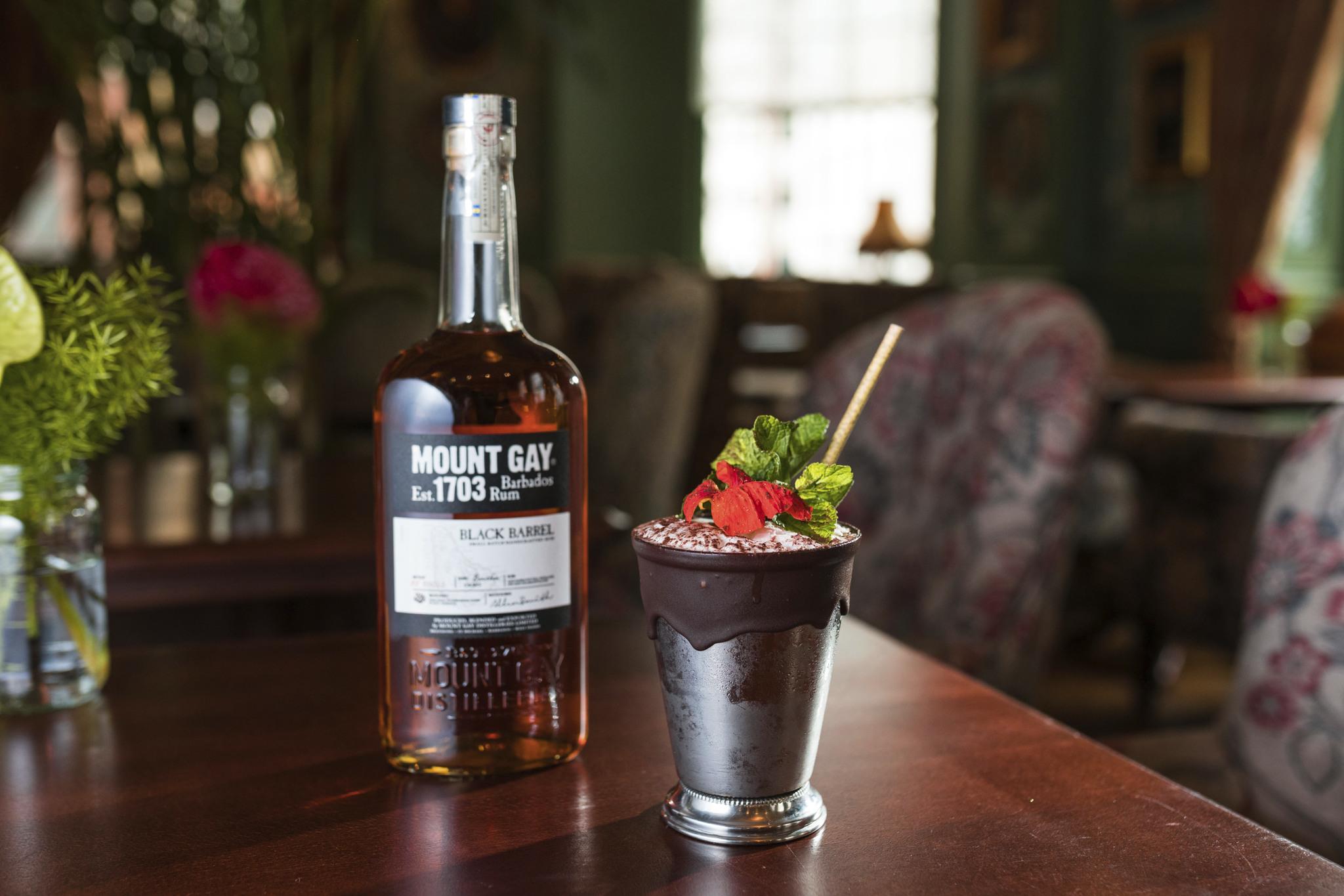 Indulge In Mount Gay Rum's Easter Weekend Cocktail Menu photo