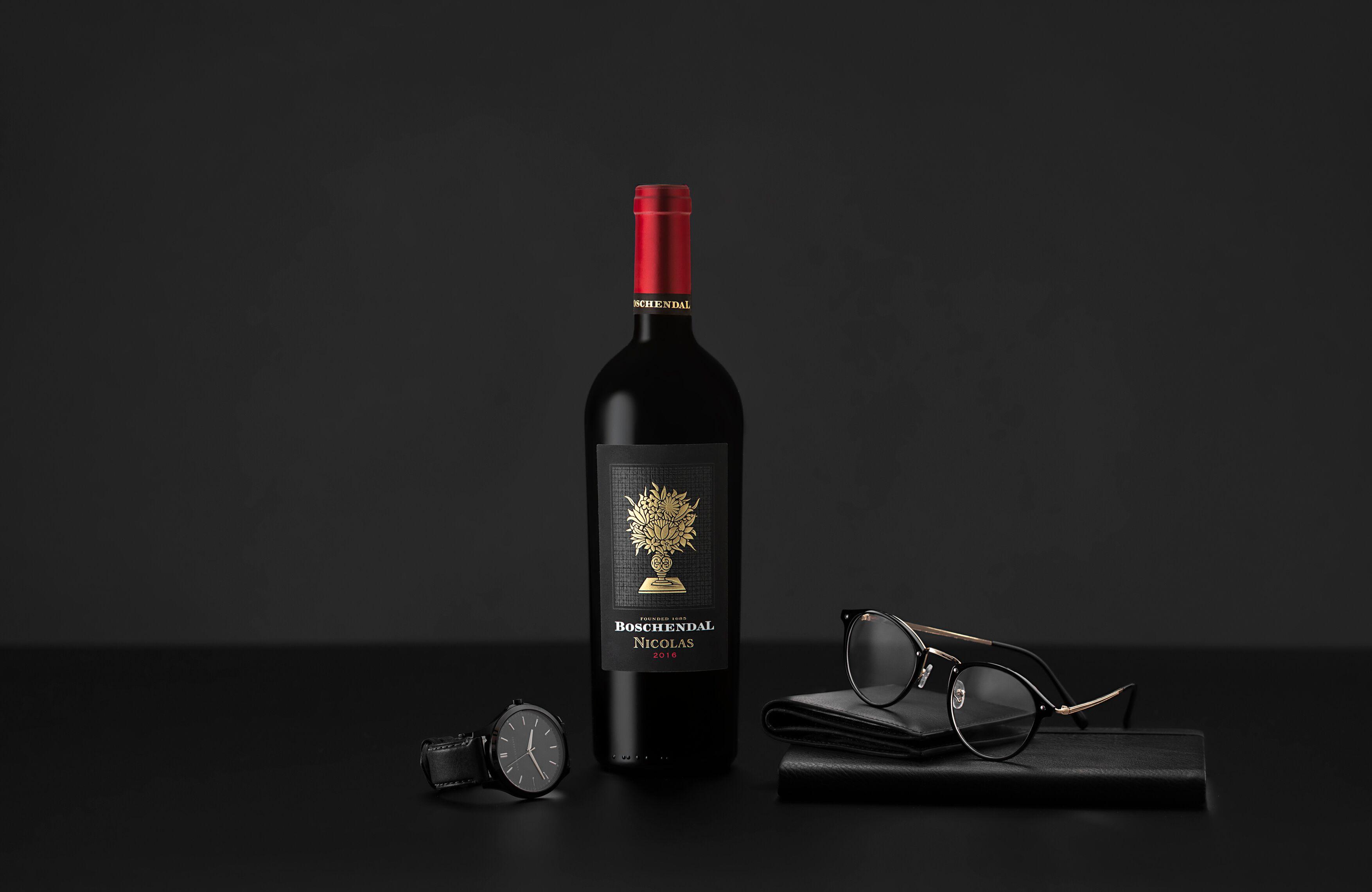 Boschendal Presents Nicolas: An Expressive, Distinctive Red Blend photo