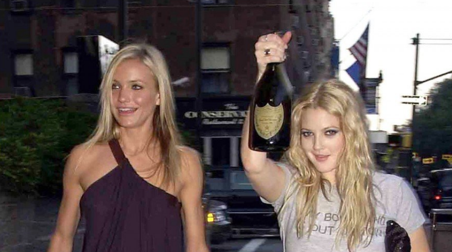 Nothing Cool Can Stay: A Toast To Drew Barrymore?s Dom Perignon Moment photo