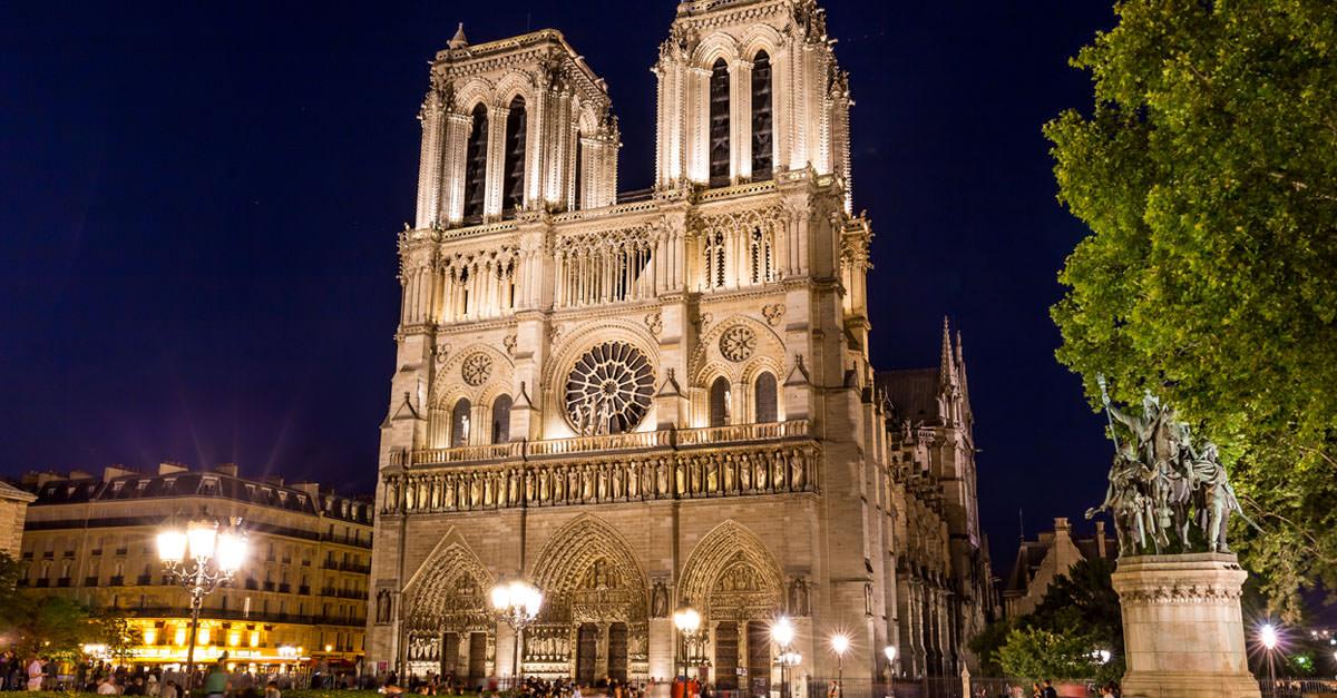 Notre-dame Fire: Lvmh And Latour Owners Pledge 300 Million Euros photo